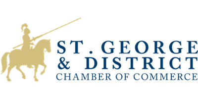 St George & District Chamber of Commerce logo